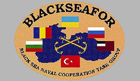 Војна вежба у Црном мору