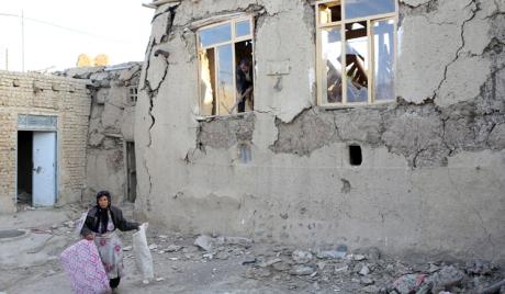 Јак земљотрес у Ирану