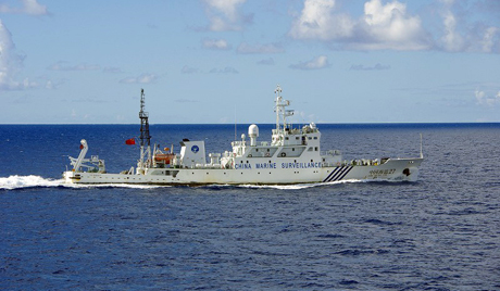 Кинески бродови у близини спорних острва