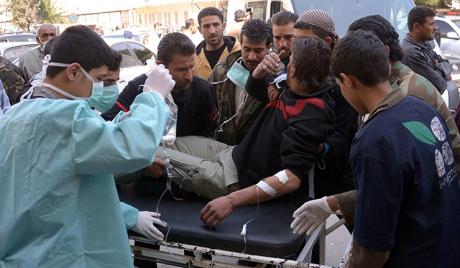 У сиријском граду Алепу проглашено привремено примирје