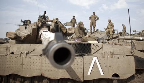 Израелска војска почела неочекиване вежбе