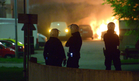 U predgrađu Stokholma uhapšeno 13 demonstranata