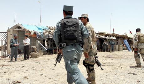 Напад на контролну тачку у Авганистану: убијено 6 полицајаца