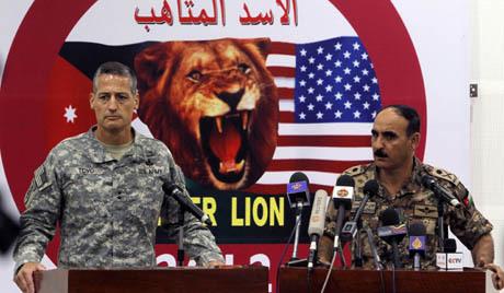 САД ће оставити у Јордану ловце Ф-16 и системе противракетне одбране Patriot