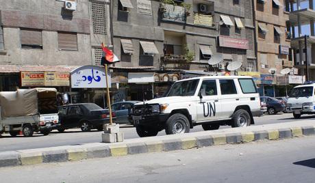 Група инспектора УН би могла да напусти Сирију већ у петак