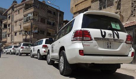Експерти прегледали жртве хемијског напада у Сирији