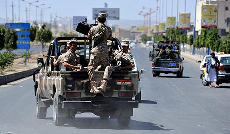 Нападнута колона возила ОУН у Јемену
