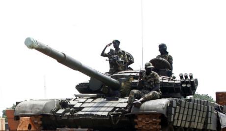 У Јужном Судану убијена три миротворца
