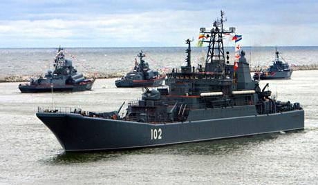 Бродови Балтичке флоте Русије ће добити нова навигациона средства