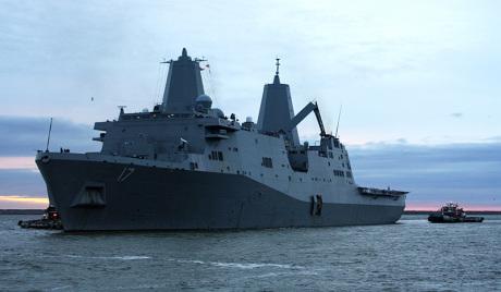 Амерички ратни бродови нуде помоћ у обезбеђивању Олимпијаде у Сочију