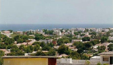У Сомалији отворена ватра на руски хеликоптер са симболима УН