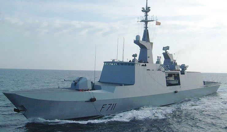 Група бродова НАТО ушла у Црно море