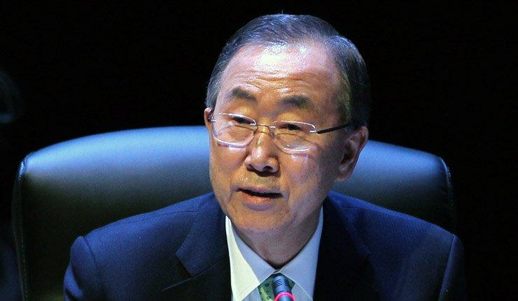 УН позвале Кијев на прекид ватре