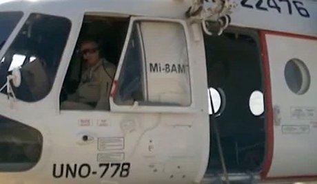 У Јужном Судану оборен хеликоптер УН