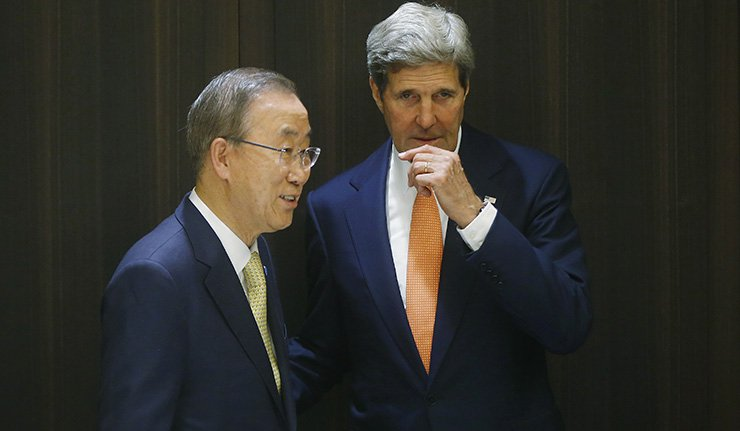 Бан Ки Мун тражи да се минимализују жртве међу сиријским цивилима