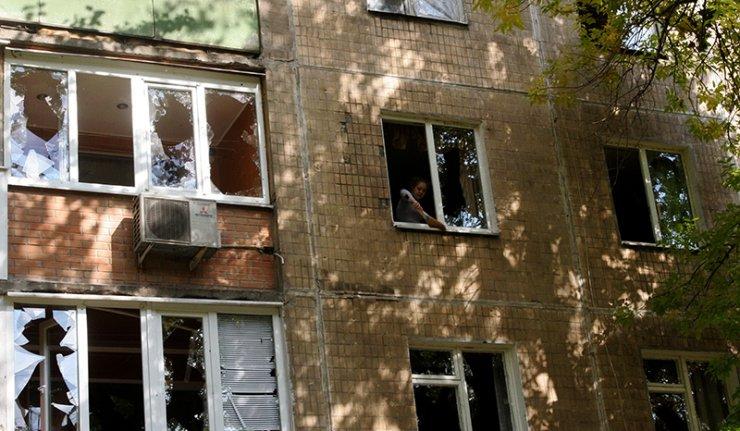 УН указале на појачан интензитет ватре на југоистоку Украјине