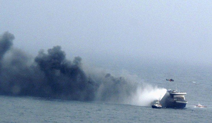Потврђене вести да су на броду Norman Atlantic настрадала још четири путника