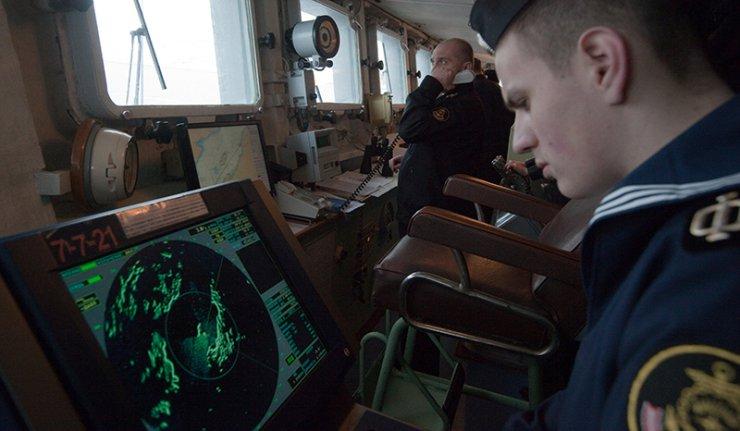 Војни брод РФ извршио најдужу пловидбу у новијој историји