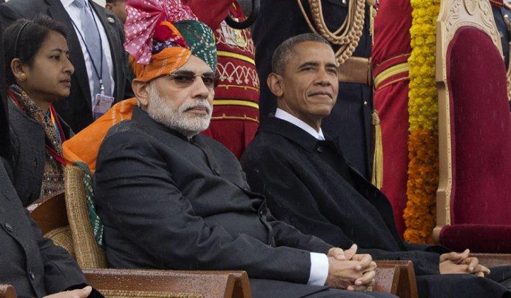 Обами показали руску војну технику на паради у Индији