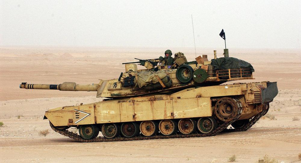 """Тенкови амерички, а агресија - """"руска"""""""