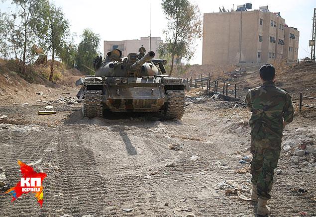 Сиријска војска очистила од терориста северни део територије Алепа