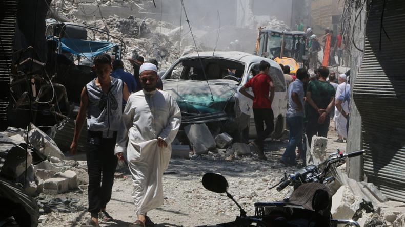 УН обуставиле испоруку хуманитарне помоћи у Сирији