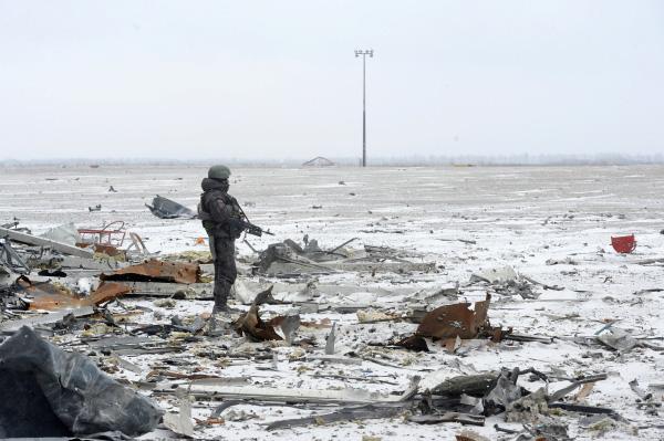 Кијевске снаге 427 пута напале територију ДНР