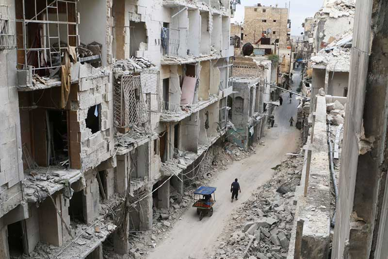 Погинула четири руска војника у Сирији