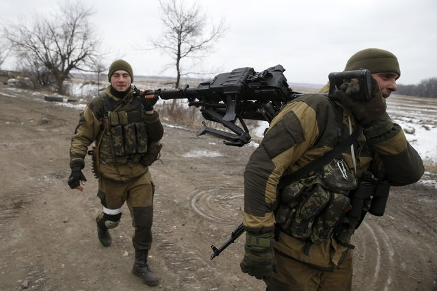 Кијевске снаге испалиле 337 пројектила на територију ДНР.