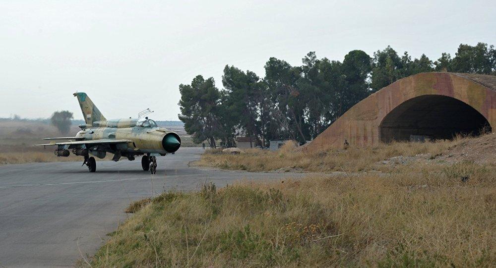 Си-Ен-Ен: Сирија преместила авионе ближе руској војној бази Хмејмим