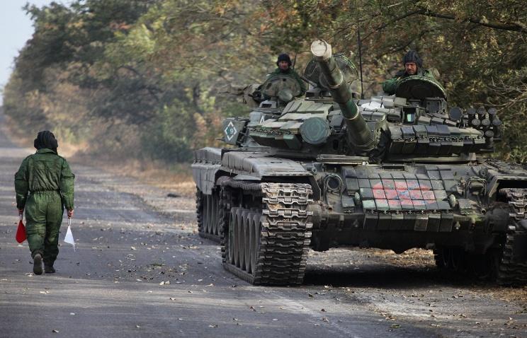 Кијевске снаге 25 пута напале територију ДНР