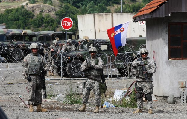 Одлуку о будућем саставу снага Кфора на Косову донеће НАТО