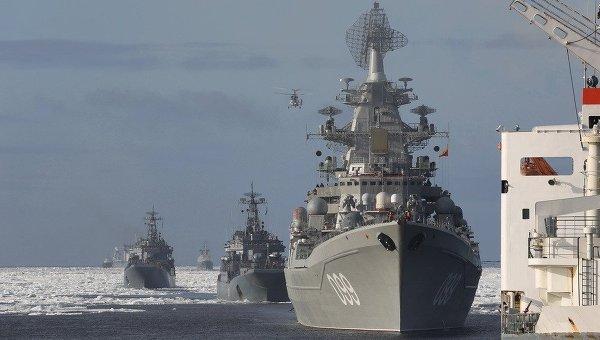 Руска морнарица има све што је потребно за контролу ситуације било где у светском океану