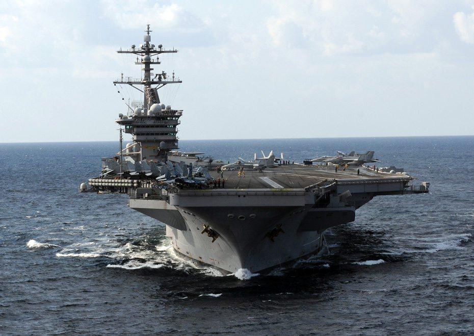 Северна Кореја спремна да потопи амерички носач авиона