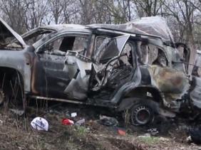ЛНР оптужила украјинске диверзанте за експлозију возила ОЕБС-а