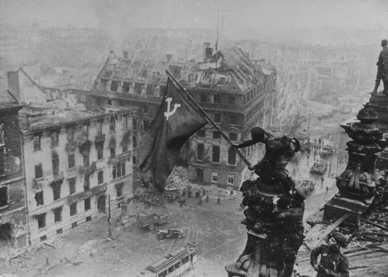 На данашњи дан Иван Лисенко подигао заставу над Рајхстагом