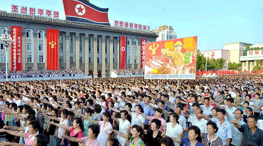 """РТ: Милиони добровољаца у Северној Кореји """"спремни на освету САД-у"""""""