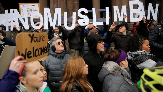 Забрана уласка држављана за шест муслиманских земаља у САД