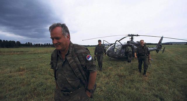 Генерал Ратко Младић - Хаг уживо