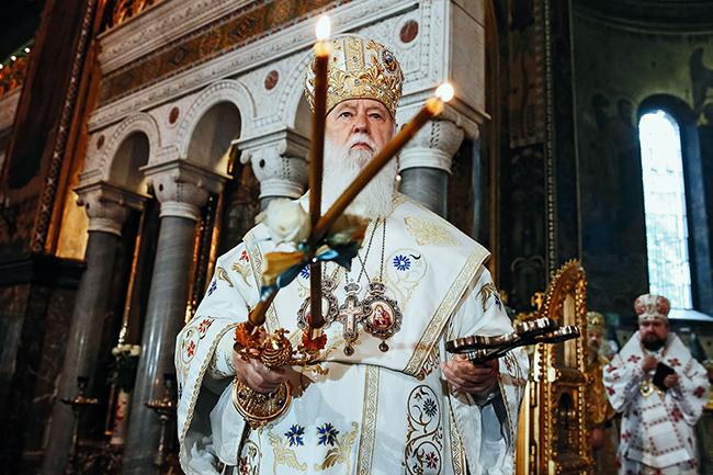 Оснивач непризнате Кијевске патријаршије моли патријарха Кирила за опрост