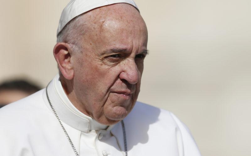 Папа: На граници смо нуклеарног рата