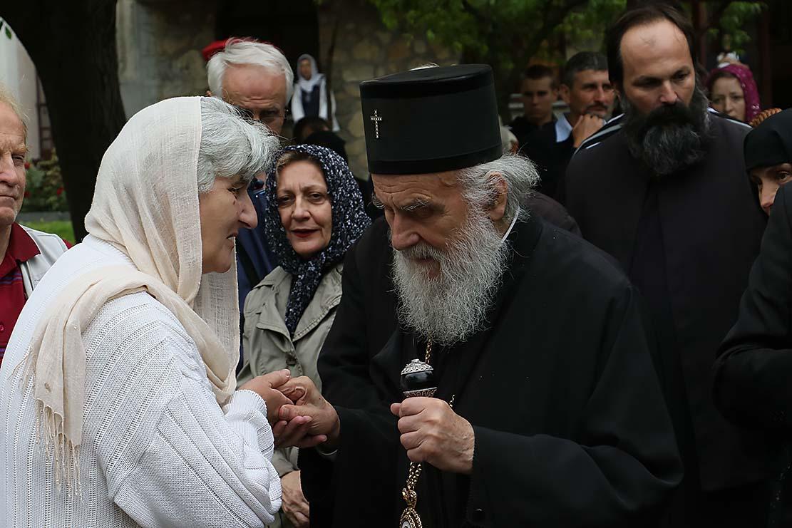 Иринеј подржава идеју да се званичном имену СПЦ придода одредница Пећка патријаршија