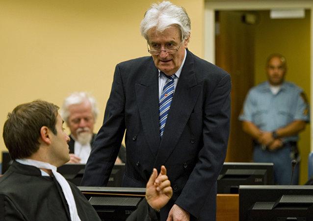 У априлу седница по жалбама на пресуду др Радовану Караџићу
