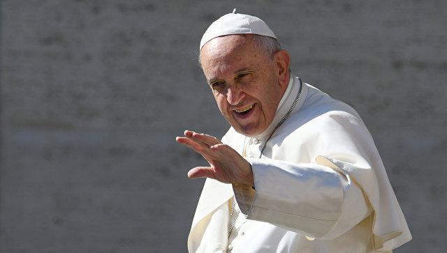 Папа позвао на мир у Сирији и Украјини