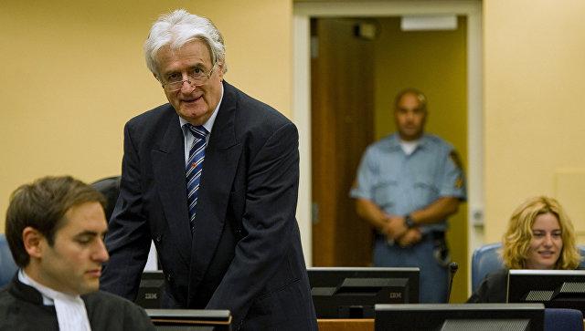 Хашко тужилаштво затражило казну доживотног затвора за Радована Караџића
