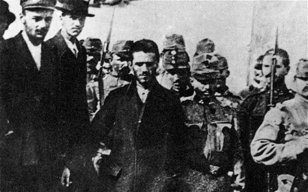 100 година од смрти Гаврила Принципа