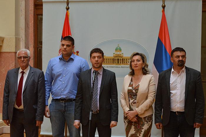 """Damjanović: Ukoliko nadležni ne reaguju, primorani smo da sprečimo festival """"Merdita, dobar dan"""""""