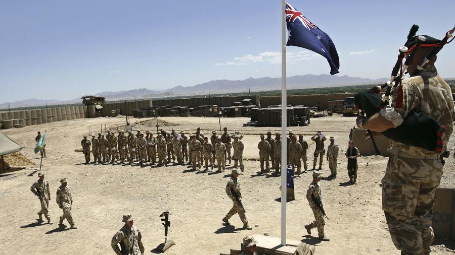 РТ: Аустралијски војници са нацистичком заставом у Авганистану