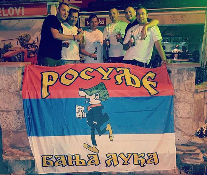 Banjalučani kreću na dugi put da podrže Srbiju