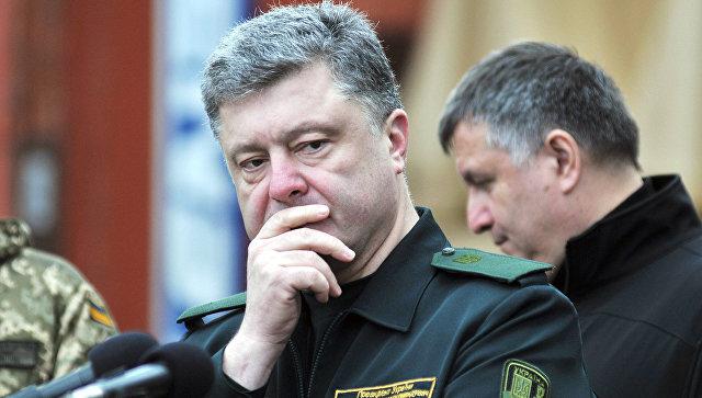 Украјински народни трибунал у Луганску прогласио Порошенка кривим за ратне злочине те га осудио на доживотну робију